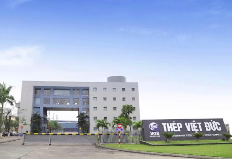 Thông tin chi tiết về công ty Thép Việt Đức